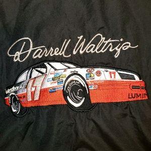 Vtg Motorsport Traditions Darrell Waltrip Jacket